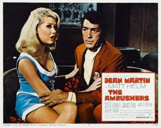 The Ambushers (Lobby Card 7) 1967