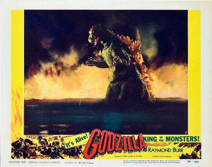 Godzilla King Of The Monsters Poster Godzilla: King of the ...