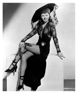 Lady of Burlesque (Production Photo_9) 1943