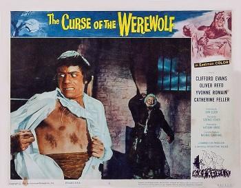 Curse of the Werewolf (Lobby Card_6) 1961