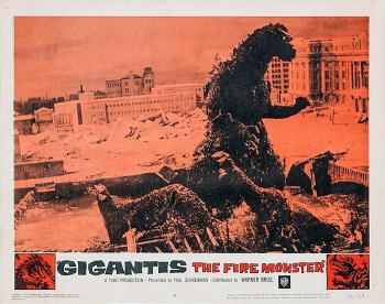 Gigantis (Lobby Card_7) 1959