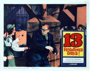 13 Frightened Girls (Lobby Card_7)