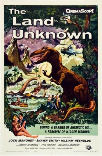 3_Land Unknown (One Sheet) 1957