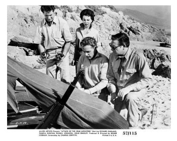 Attack of the Crab Monsters (Still_19) 1957