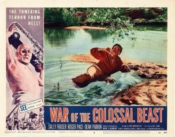 Colossal Beast (Lobby Card) 1958_6