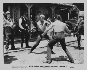 Jesse James Meets Frankenstein (Still) 1965_8