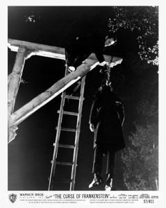 Curse of Frankenstein (Still_7) 1957