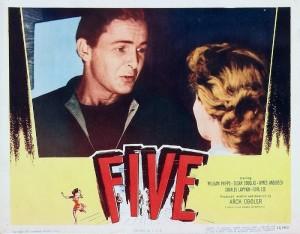 Five (Lobby Card_1) 1951