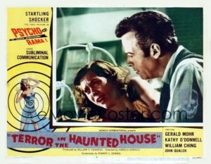 Terror in the Haunted House (Lobby Card _4) 1958