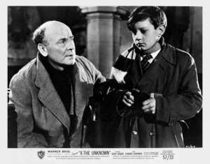 X The Unknown (Still_54) 1957