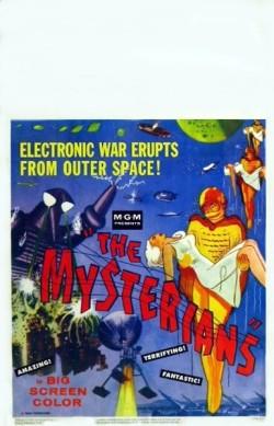 6_The Mysterians (Window Card) 1959
