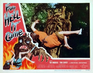 From Hell it Came (Lobby Card_4) 1957