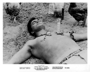 From Hell it Came (Production Still_5) 1957