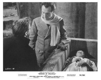 Horror of Dracula (Production Still) 1958_18