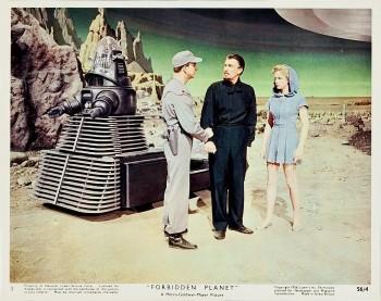 Forbidden Planet (Color Still) 1956_3