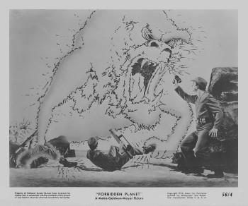 Forbidden Planet (Still) 1956_25x