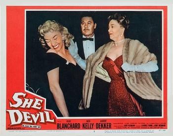 She Devil (Lobby Card) 1957_5