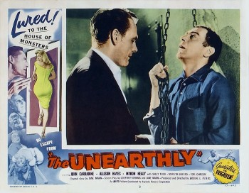 The Unearthly (Lobby Card) 1957_3
