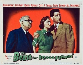 Beast from 20 Fathoms (Lobby Card) 1953_6