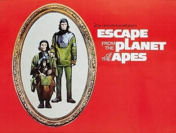 Escape from POTA (Color Photo) 1971_