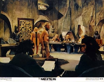 Planet of the Apes (Lobby Card) 1968_8