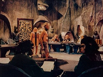 Planet of the Apes (Photo) 1968_8
