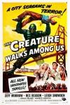 1_Creature Walks Among Us (One Sheet)1956