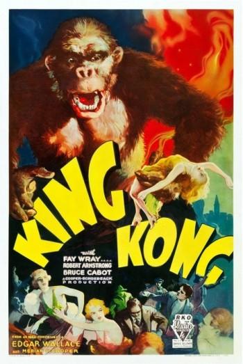 1_King Kong (One Sheet_Style B) 1933