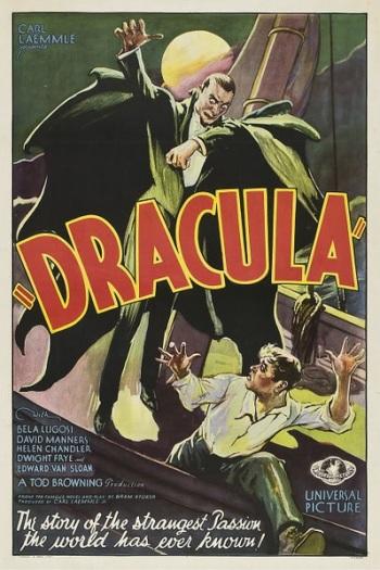 1_Dracula (One Sheet_Style F) 1931