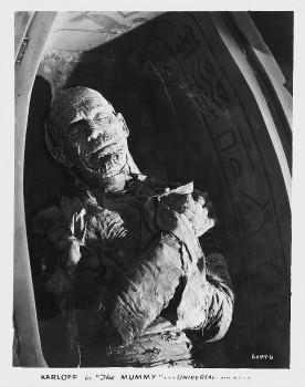 The Mummy (Still) 1933_6