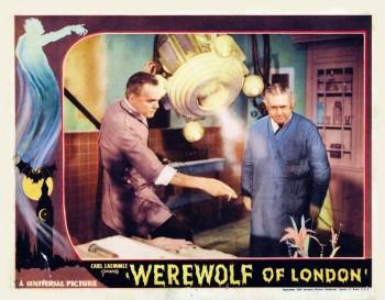 Werewolf of London (Lobby Card) 1935_2