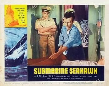 Submarine Seahawk (Lobby Card) 1959_5