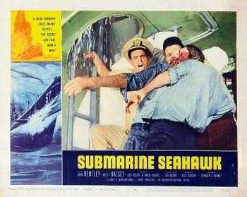Submarine Seahawk (Lobby Card) 1959_8